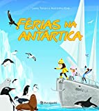 capa de Férias na Antártica