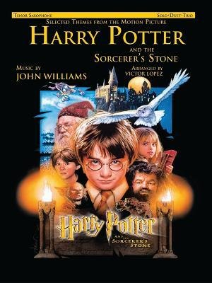[(Harry Potter and the Sorcerer's Stone: Selected Themes from the Motion Picture: Tenor Sax: Solos - Duets - Trios)] [Author: John Williams] published on (April, 2002) pdf
