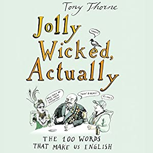 Jolly Wicked, Actually Audiobook