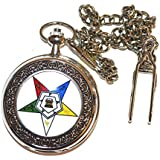 Eastern Star Pocket Watch p-294