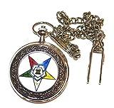 Eastern Star Pocket Watch p-294