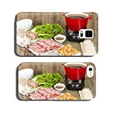 Szechuan Hot Pot - Spicy Chinese hot pot meal. cell phone cover case Samsung S5