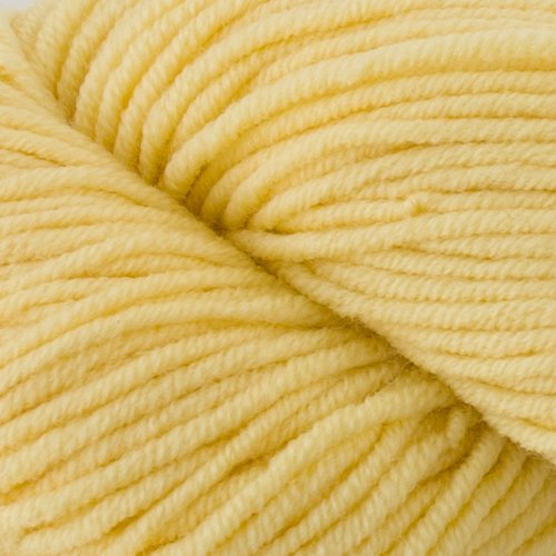 (Plymouth (1-Pack) Select Merino Superwash DK Yarn Butter 1020-1P)
