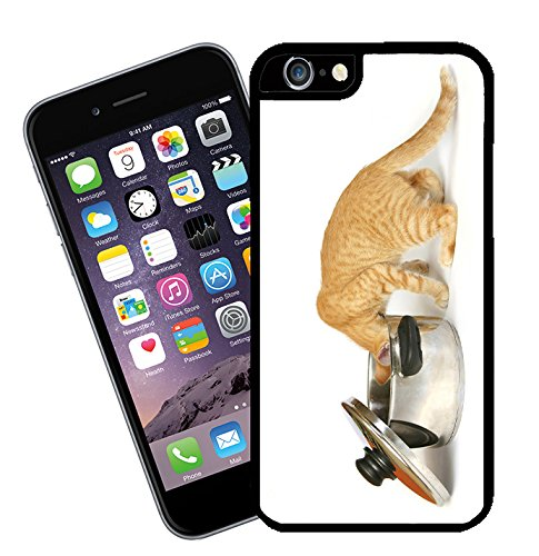Cat 024 - This cover will fit Apple model iPhone 7 (not 7 plus) - By Eclipse Gift Ideas