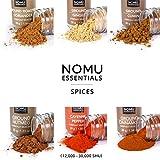 NOMU Essentials 12-Piece Herbs & Spices Starter Set Range | Non-irradiated, No MSG or Preservatives