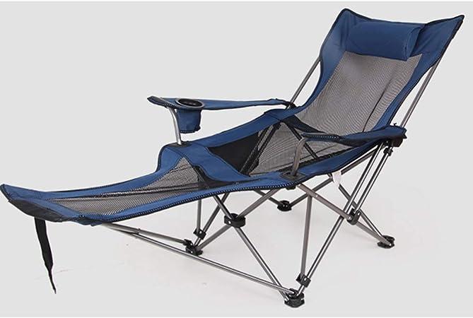 Sillas de Camping al Aire Libre/Tumbona/Sillón reclinable ...