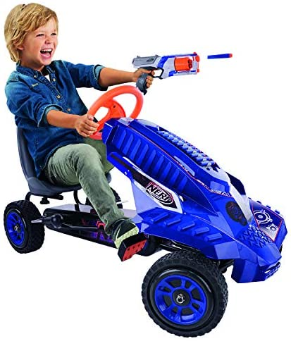 go kart and gun for kids toy