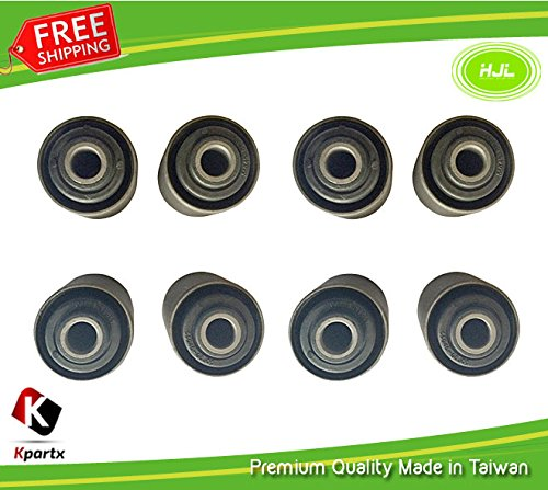 Rear Upper & Lower Control Trailing Arm Bush Kit- Nissan Patrol GQ GU Y60 -