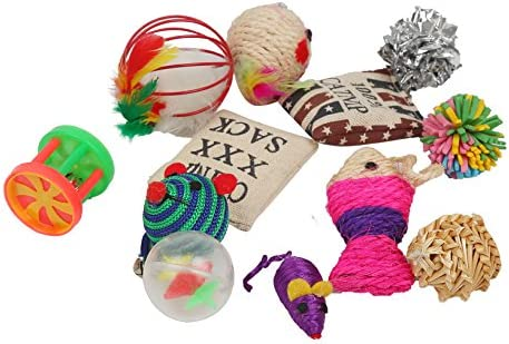 Fashion's Talk Cat Toys Variety Pack for Kitty 20 Pieces 5
