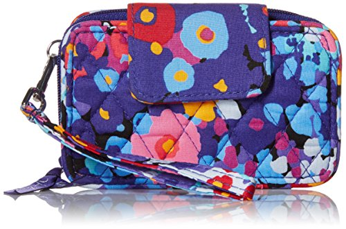 Vera Bradley Women's Smartphone Iphone 6 Wristlet Handbag Impressionista