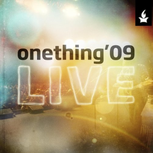 Onething 09 Live Album Cover