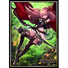 Shadowverse Rage of Bahamut Arisa Card Game Character Sleeves Collection MT333