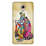 FASHEEN Premium Designer Soft Case Back Cover for Micromax Bolt Selfie Q424