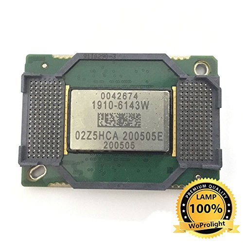 Texas Instruments Replacement Chip For Mitsubishi 1910-6143W 1910-6145W Projector TV DMD DLP by WoProlight