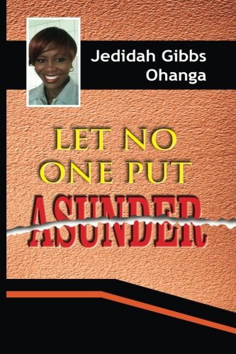 Let No One Put Assunder: Jasmine pdf