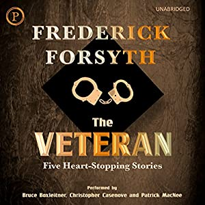 The Veteran: Five Heart-Stopping Stories Audiobook