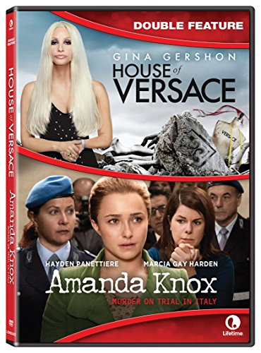 House Of Versace/ Amanda Knox: Murder on Trial In Italy - Double Feature - Versace Lion
