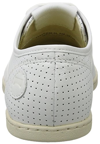 blanc Chaussures Blanches Pour Naturel Femmes Uno 040 Camper AORqT1O