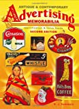 img - for Antique & Contemporary Advertising Memorabilia, Identification & Value Guide, 2nd Edition book / textbook / text book