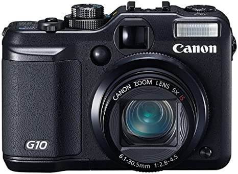 Canon PowerShot G10 - Cámara Digital Compacta 14.7 MP ...