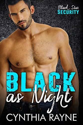 Black as Night (Black Star Security Book 4)