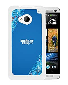 Sochi Olympics (2) Durable High Quality HTC ONE M7 Phone Case