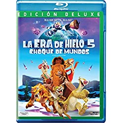 La Era de Hielo: Choque de Mundos (BD3D + BD +DVD) [Blu-ray]