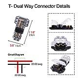 Wire Connectors - Low Voltage T Tap Wire