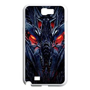 Samsung Galaxy Note 2 N7100 Phone Cases White Transformers FAL966418