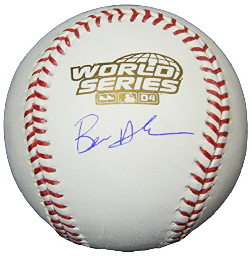 (Ben Affleck Signed Rawlings Official 2004 World Series Baseball (Red Sox))