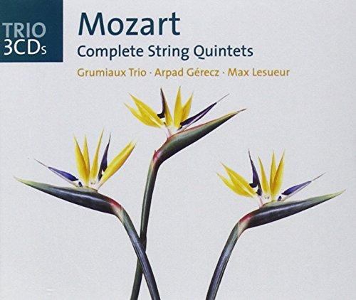 Grumiaux Trio - Mozart: Complete String Quintets