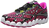 Brooks Women's Neuro Anthracite/Ceramic/Nightlife Sneaker 8.5 B (M)
