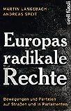Europas radikale Rechte: Bewegungen und Parteien auf Straßen und in Parlamenten