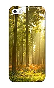 Qyf-5124fjULgsjW Forest Awesome High Quality Iphone 5/5s Case Skin