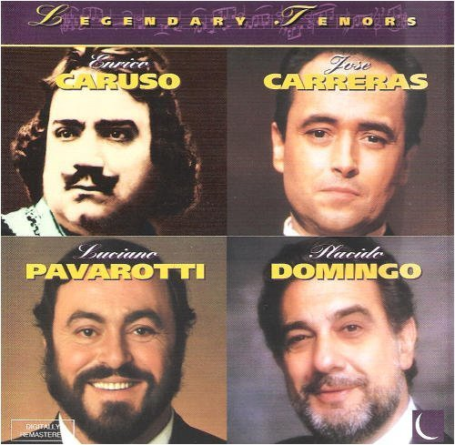 Most Famous Tenors by Caruso (1994-11-29)