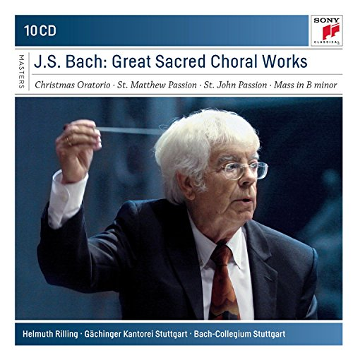 J. S. Bach: Great Sacred Choral - Music Choral Sacred Other