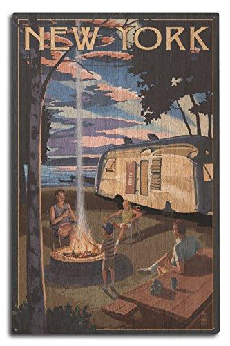 camper birch wall art - 4