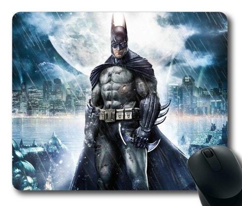 Batman Arkham Asylum Mouse Pad/Mouse Mat Rectangle by ieasycenter -