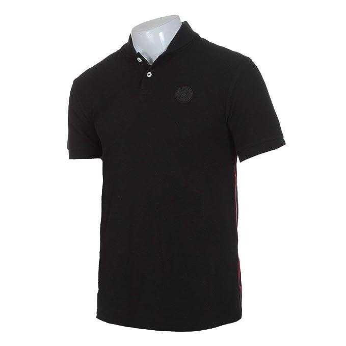 Nike FC Barcelona - Polo para hombre, color negro, color negro ...