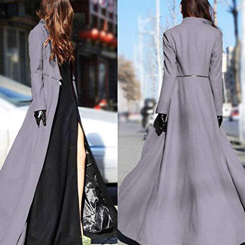 Manteau Fashion Manteau Longue Longue Longue Femme Femme Manteau Femme Fashion zvqw4w