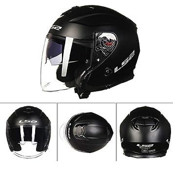 XC Casco De La Motocicleta FRP Medio Casco, Los Hombres Y La Mujer Transpirable Desgaste