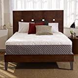 Sleep Innovations Shiloh 12-inch Memory Foam Mattress with Quilted Cover, Made in the USA with a 20-Year Warranty - Twin Size