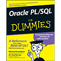 Oracle PL / SQL For Dummies (English Edition)
