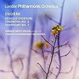 Dvorák: Othello Overture & Symphonies Nos. 6 & 7