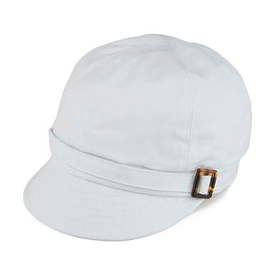 Betmar Hats Aimee Baker Boy Cap - White 1-Size  Amazon.co.uk  Clothing 1fe9b9bc205