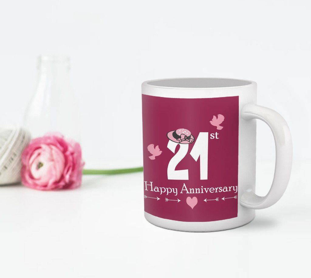 Buy TiedRibbons 21st Wedding Anniversary Gift for Parents Father ...