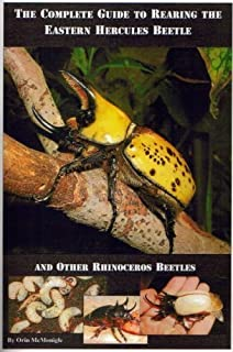 Rhinoceros Beetles As Pets And Hobby Complete Owner S Guide Facts Lifespan Habitat Diet Care Breeding Larvae Where To Buy Hercules Beetle All Covered Bari Peter 9781999854416 Amazon Com Books