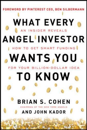 What Every Angel Investor Wants