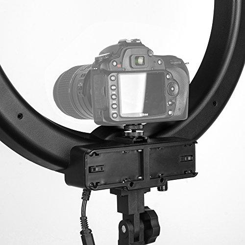 Pergear LA-650B 600 Pcs Beads Stepless Adjustable Ring LED
