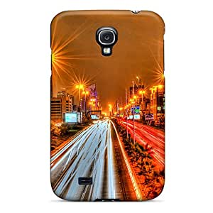 Galaxy S4 Case Slim [ultra Fit] Stunning View Protective Case Cover